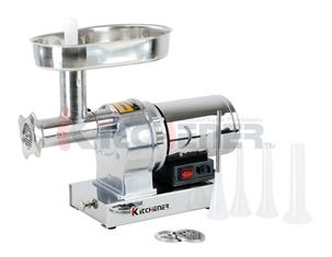 Stainless Steel Small Home Meat Mincer , ETL Sausage Stuffer ...