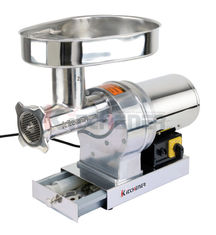 #22 1HP Motor Meat Mincer Grinder 720lbs , Heavy Duty Food Grinder Of Meat