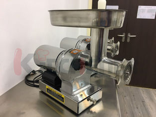 304 Stainless Steel Electric Meat Grinder With 3 Grinding
