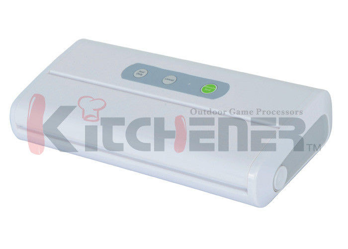 Upgraded 175W Food Vacuum Sealer System 3mm Width For Preventing Air Leakage