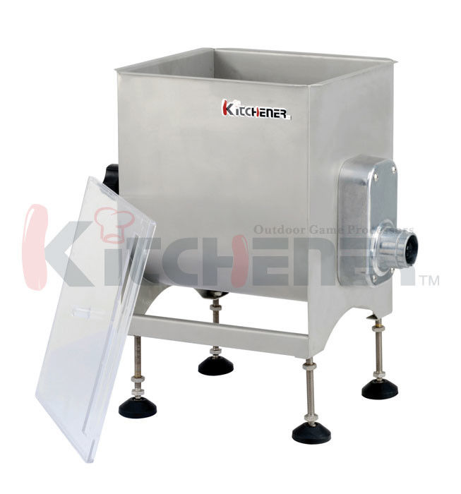 Automatic Electric Meat Mixer Stainless Steel Food Mixer