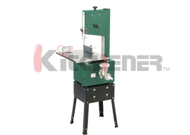 550 Watt Adjustable Bone Meat Saw With 438 * 571 Mm Working Table Size