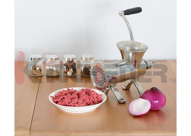 Hand Powered Meat GrinderFor Home Use , Commercial Meat Mincer MachineMulti Functional