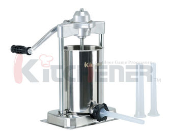 5 Lb Manual Sausage Stuffer Commercial Grade With Stainless Steel Air Release Valve