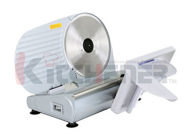 7.5'' Blade Home Automatic Food SlicerPainted Steel With End Piece Holder