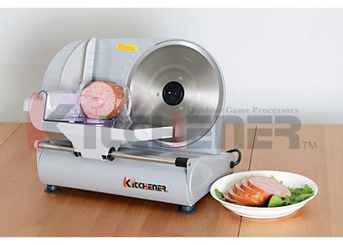 Kitchen Commercial Grade Meat Slicer , Home Heavy Duty Cheese Slicer Bread Commercial