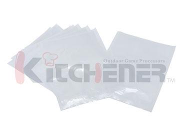 11''X16'' Industrial Food Vacuum Sealer With Plastic Food Saver Bags / Rolls