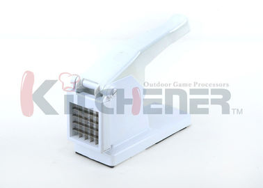 Commercial Potato Cutter For French Fries , Potato Cutter Machine For Fast Food Restaurants