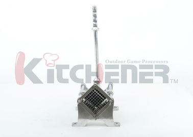 Kitchen Use French Fries Cutter Stainless Steel For Potato Vegetable Slicer