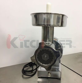 Electric Automatic Meat GrinderPortable With 750W Motor / Waterproof Switch