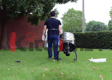 120V 800W Chicken Feather Plucker Machine with 20 Inch Stainless Steel